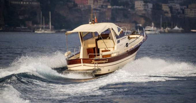 Verhuur Motorboot in Sorrento - Fratelli Aprea 28