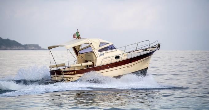 Verhuur Motorboot Fratelli Aprea met vaarbewijs