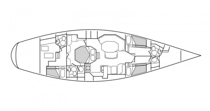 Baltic Yachts B58 te huur van particulier of professional in Vittoriosa