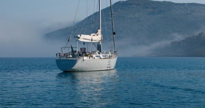 Verhuur Zeilboot Baltic Yachts met vaarbewijs