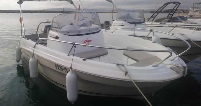 Huur Motorboot met of zonder schipper Jeanneau in l'Estartit