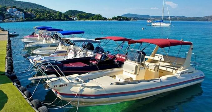 Eagle Eagle7,4 te huur van particulier of professional in Lefkada (Island)