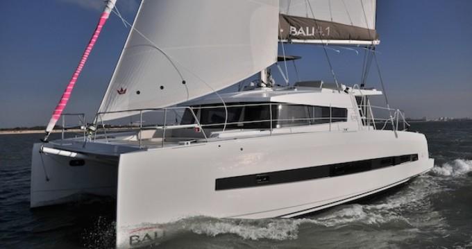 Huur Catamaran met of zonder schipper Bali Catamarans in Sant Antoni de Portmany