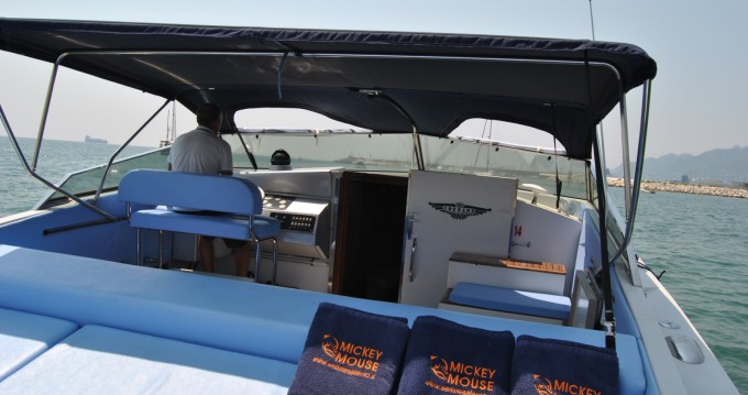 Jachthuur in Salerno - Tornado open 38 via SamBoat