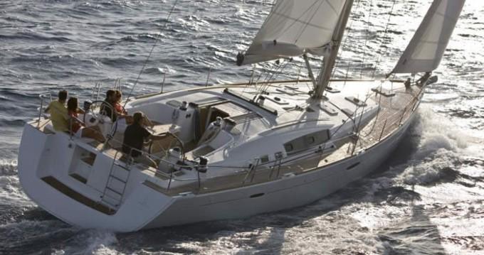 Verhuur Zeilboot in Athene - Bénéteau Oceanis 54