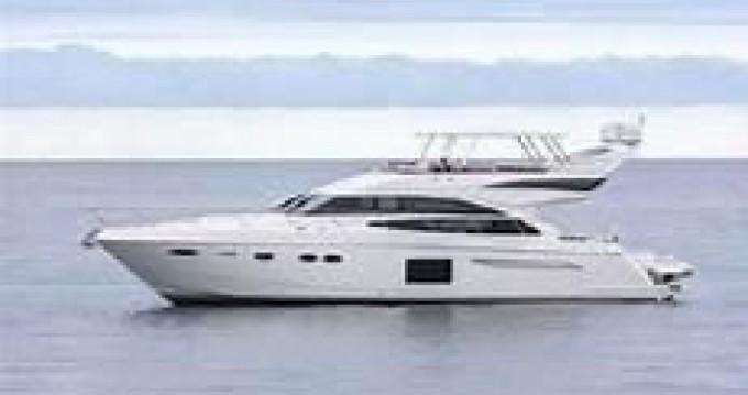 Bootverhuur Princess Princess 64 Fly in Golfe-Juan via SamBoat