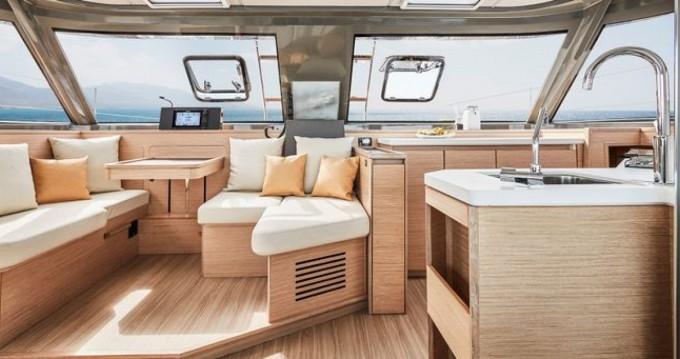 Huur Catamaran met of zonder schipper Nautitech in Antibes