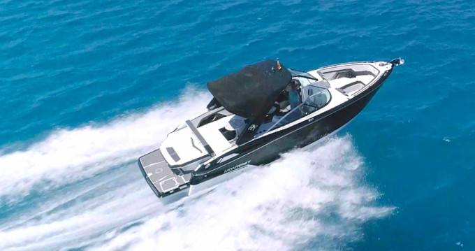 Huur Motorboot met of zonder schipper Monterey in Ibiza Town
