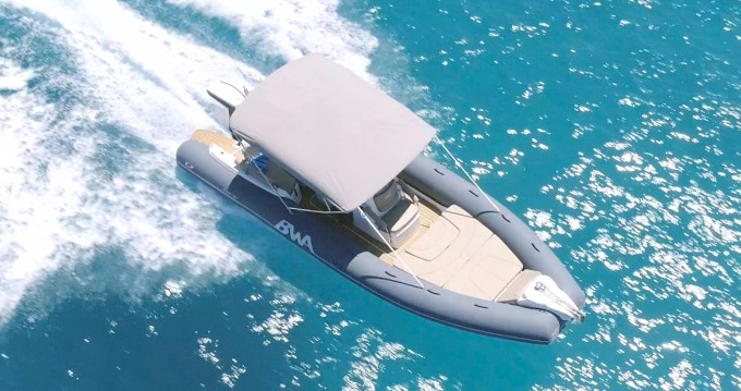 Bwa Sport 26 GT te huur van particulier of professional in Ibiza Town