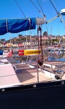 Huur een Jeanneau Sun Odyssey 37 in Brest