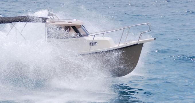 Verhuur Motorboot Fortis met vaarbewijs
