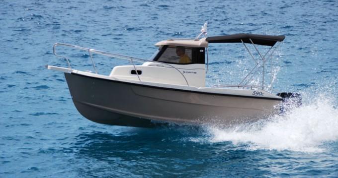 Bootverhuur Fortis Fortis 590C in Trogir via SamBoat