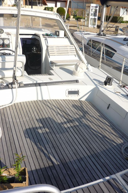 Bootverhuur Gallart Gallart 13.50 MS in La Rochelle via SamBoat