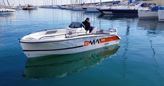 BMA BMA X199 te huur van particulier of professional in Bordighera