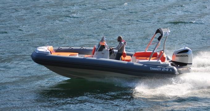 Bootverhuur Krk goedkoop Marlin  24 X