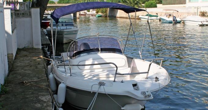 Huur Motorboot met of zonder schipper Everset in Roses