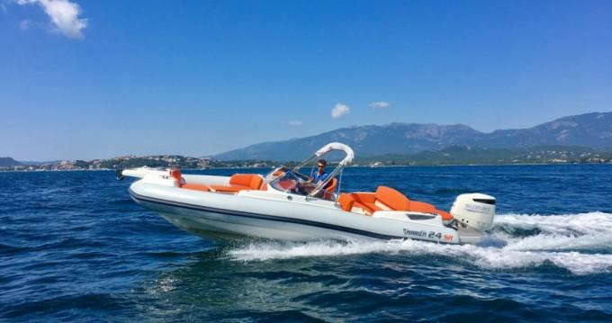 Verhuur Rubberboot in Krk - Marlin Boat Marlin Boat 24SR FB