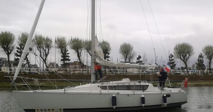 Jachthuur in Deauville - Kirie Feeling 920 DL via SamBoat