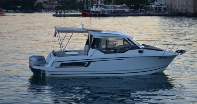 Verhuur Motorboot in Krk - Jeanneau Merry Fisher 795