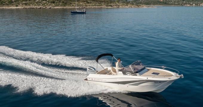 Jachthuur in Krk - Atlantic Atlantic 730 Sun Cruiser via SamBoat