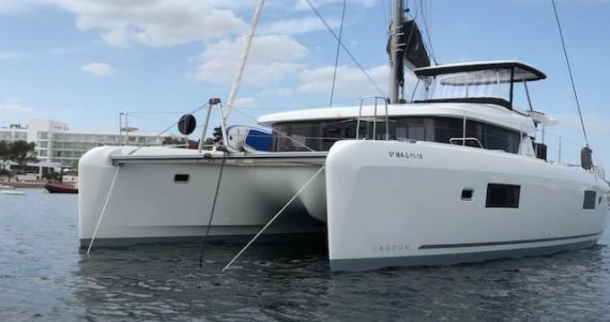 Verhuur Catamaran in Sant Antoni de Portmany - Lagoon Lagoon 42