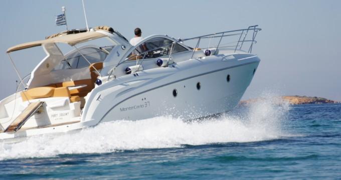 Verhuur Motorboot in Álimos - Bénéteau Monte Carlo 37 Open