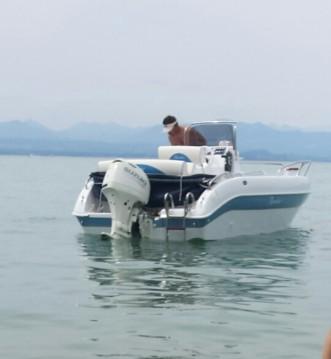 Huur Motorboot met of zonder schipper Aquabat in Pacengo di Lazise