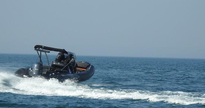 Bootverhuur Makarska goedkoop Golden Line G650LF