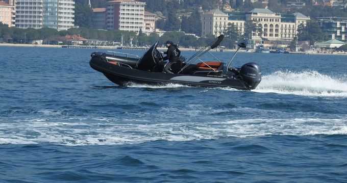 Verhuur Motorboot in Makarska - Grand Boats Golden Line G650LF
