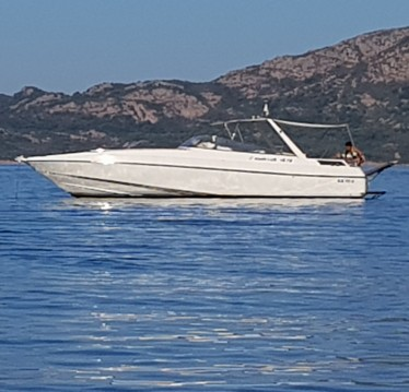 Dual Craft Dual Craft 10.70 Open te huur van particulier of professional in Porto San Paolo