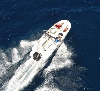 Verhuur Motorboot in Ajaccio - Bayliner 1E6
