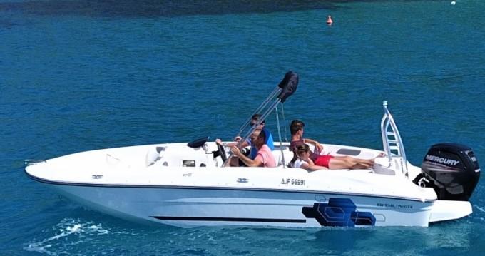 Jachthuur in Ajaccio - Bayliner 1E6 via SamBoat