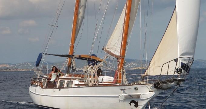 Huur Zeilboot met of zonder schipper Ta Chiao in Barcelona
