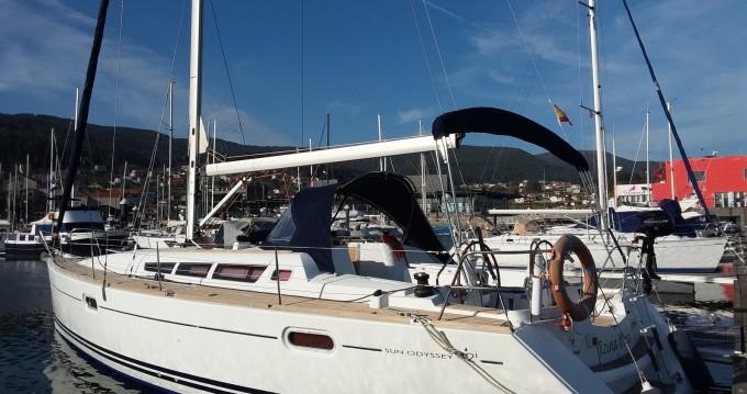 Zeilboot te huur in Combarro voor de beste prijs