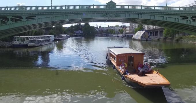 Bootverhuur Nantes goedkoop Toue de Loire