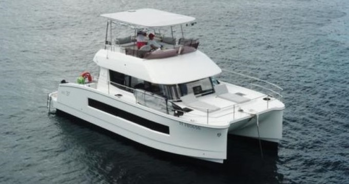 Fountaine Pajot My 37 te huur van particulier of professional in Le Marin