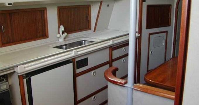 Verhuur Zeilboot Dehler met vaarbewijs
