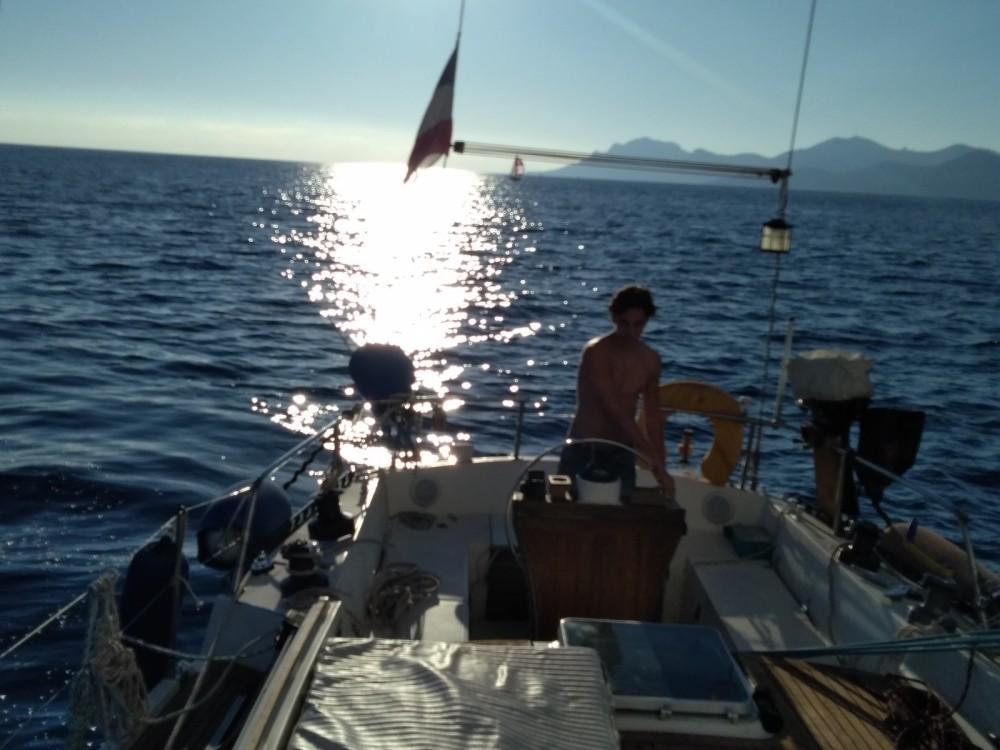 Verhuur Zeilboot in Cannes - Guy-Yacht V12