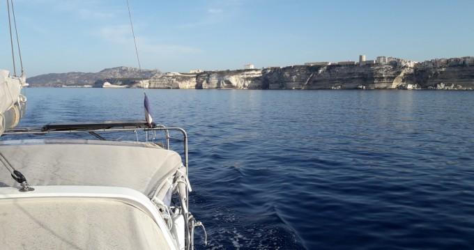 Verhuur Zeilboot in Bonifacio - Dufour Dufour 560 Grand Large