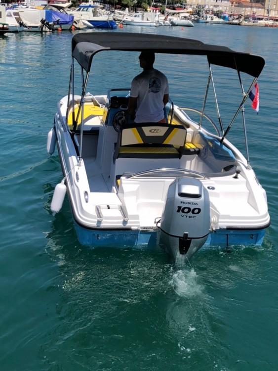 Huur Motorboot met of zonder schipper Rancraft in Krk