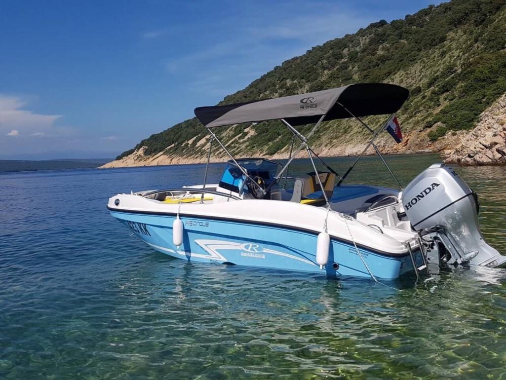 Motorboot te huur in Krk voor de beste prijs