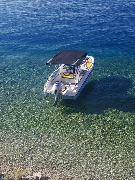 Verhuur Motorboot Rancraft met vaarbewijs