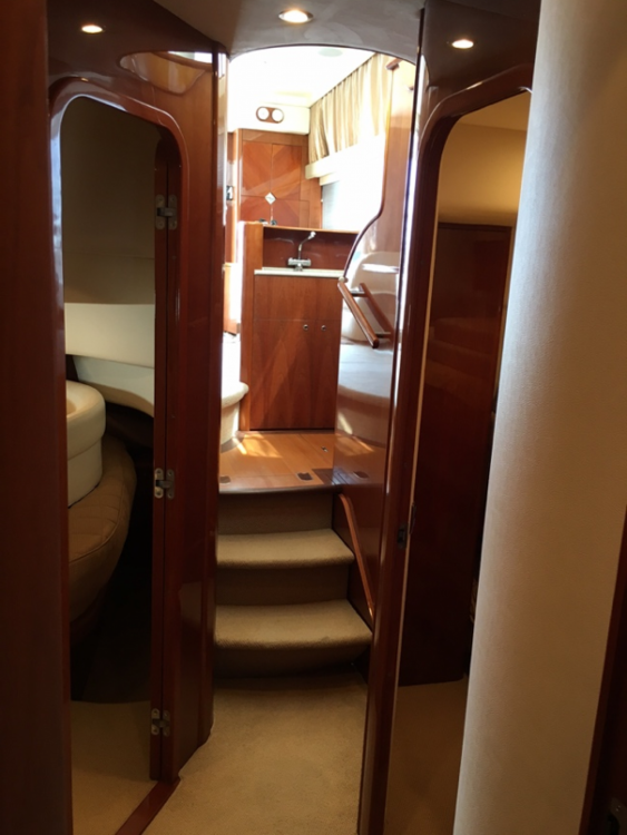 Princess Princess V50 te huur van particulier of professional in Cannes