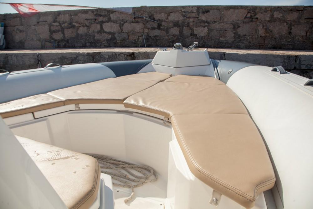 Jachthuur in Krk - Marlin Boat Dynamic 790 via SamBoat