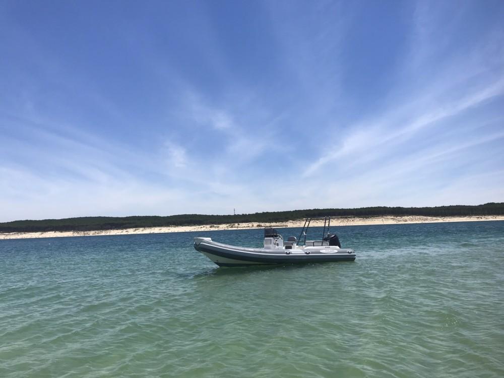 Bootverhuur Nautica Led LED 680 in Lège-Cap-Ferret via SamBoat