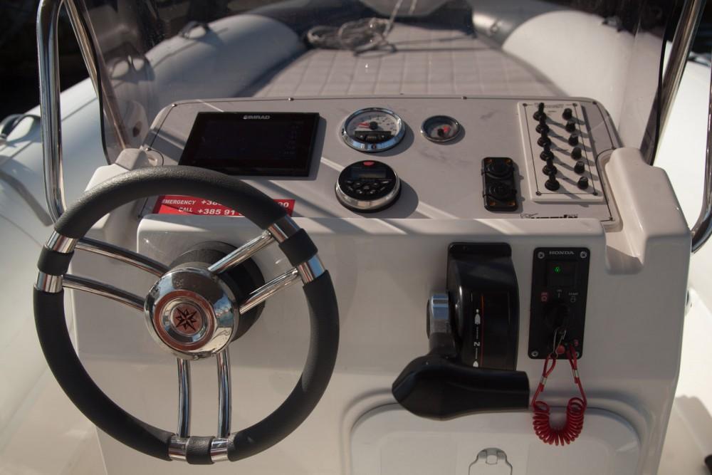 Marlin Boat Dynamic 630 te huur van particulier of professional in Krk