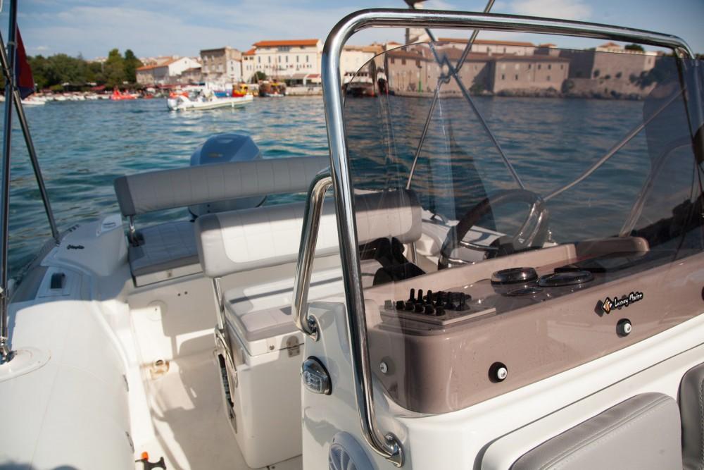 Huur een Marlin Boat Dynamic 630 in Krk