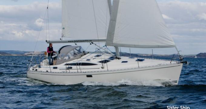 Huur Zeilboot met of zonder schipper Delphia in Marsala
