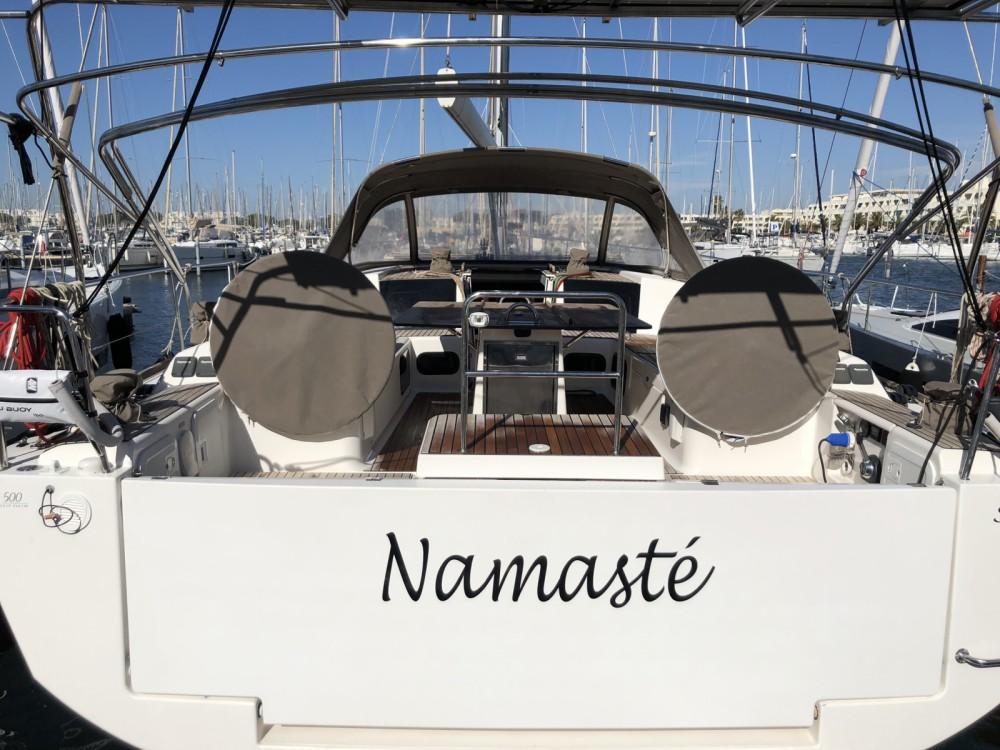 Huur Zeilboot met of zonder schipper Dufour in Canet-en-Roussillon