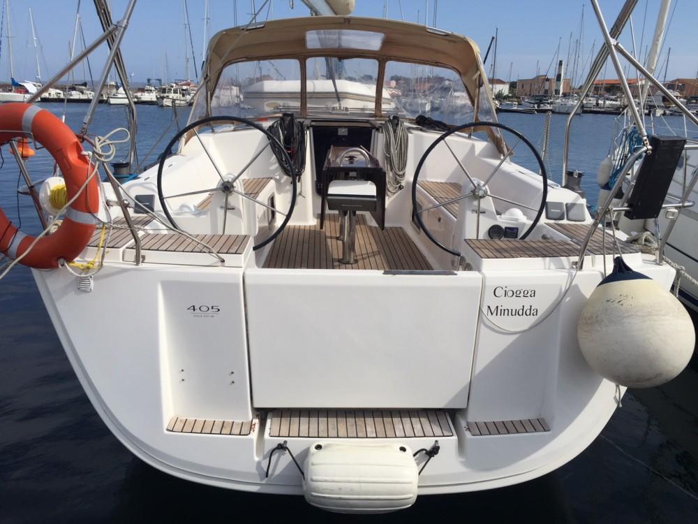 Huur Zeilboot met of zonder schipper Dufour in Cagliari - Casteddu